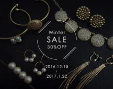 WinterスペシャルSALE 12/15~1/22