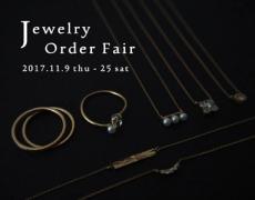 Jewelry Order Fair 11/9~25