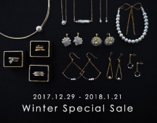 Winter Special SALE 2017/12/29~2018/1/21