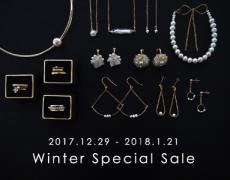 Winter Special SALE 2017/12/29~2018/1/21
