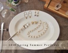 2018 Spring Summer PreOrder