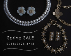 2018 Spring SALE! 3/28~4/18