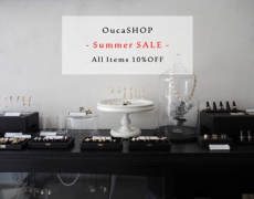 OucaSHOP Summer SALE 7/3~20