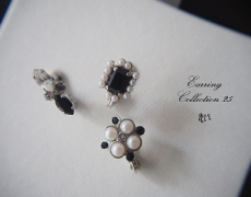 新作【Earringcollection25】販売開始のお知らせ