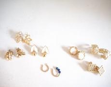新作【NEWピアス】【Earring collection27&28】 販売開始のお知らせ