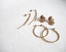 新作【Earring  collection30】【Pierce  collection11】販売開始のお知らせ