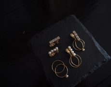 新作紹介 Earring collection33